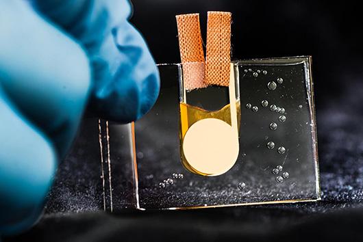 Ученые изобрели транзистор, который работает оттепла