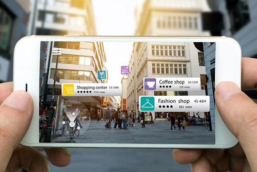Apple может внедрить дополненную действительность вiPhone