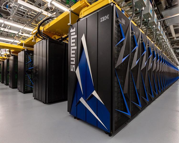 NVIDIA: 95% вычислительной мощности суперкомпьютера Summit обеспечивают GPU