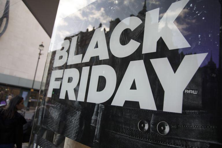 Продажи в неделю «Черной пятницы» составили рекордные 3,4 млрд. грн.