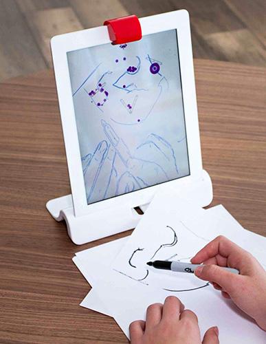 Osmo запускает игровую платформу для iPad в стиле Leap Motion