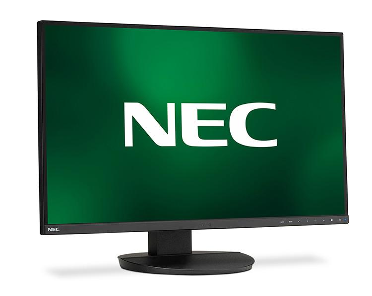 NEC MultiSync EA271Q — новый 27-дюймовый Quad HD-дисплей