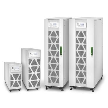 Представлена новая линейка трехфазных ИБП Schneider Electric Easy UPS 3S