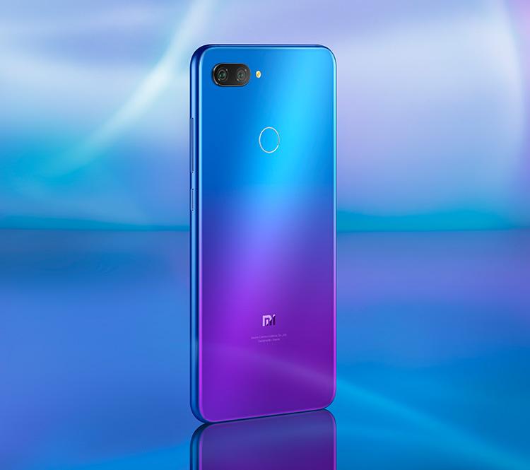 Украина стала второй страной после Китая, в которой начнутся продажи смартфона Xiaomi Mi 8 Lite