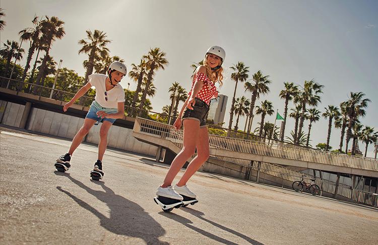 Segway анонсировала электро-ролики Drift W1 e-Skates