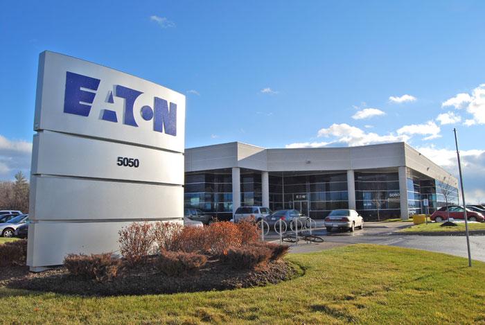 Доход Eaton в третьем финансовом квартале составил 1,1 млрд долл.