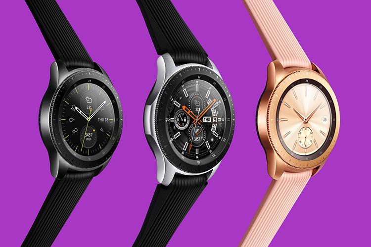Новые Samsung Galaxy Watch базируются на платформе Exynos 9110