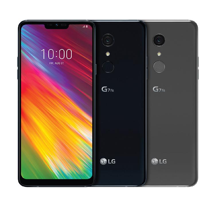 Смартфон LG G7 Fit поддерживает ИИ, имеет высокую производительность и привлекательную цену