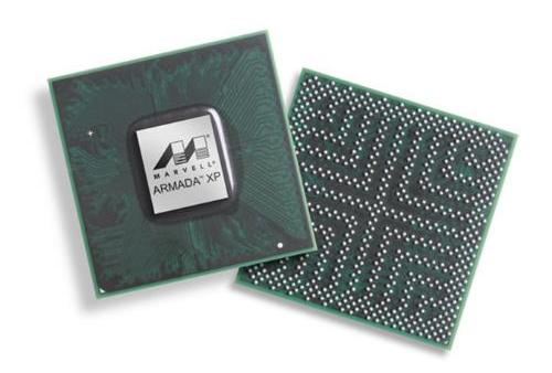 Marvell готовит четырехъядерный процессор ARM с частотой 1,6 ГГц