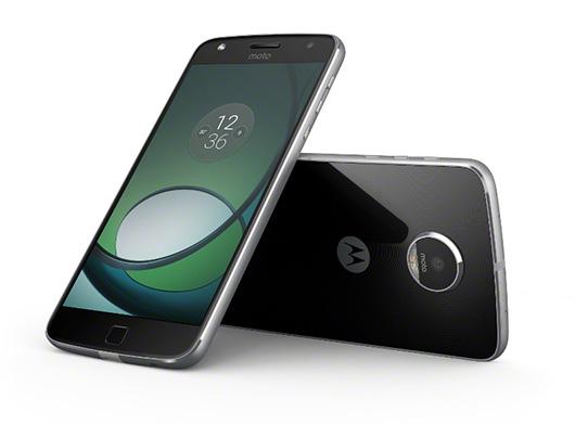 Смартфон Lenovo Moto Z получило уже неменее млн. пользователей