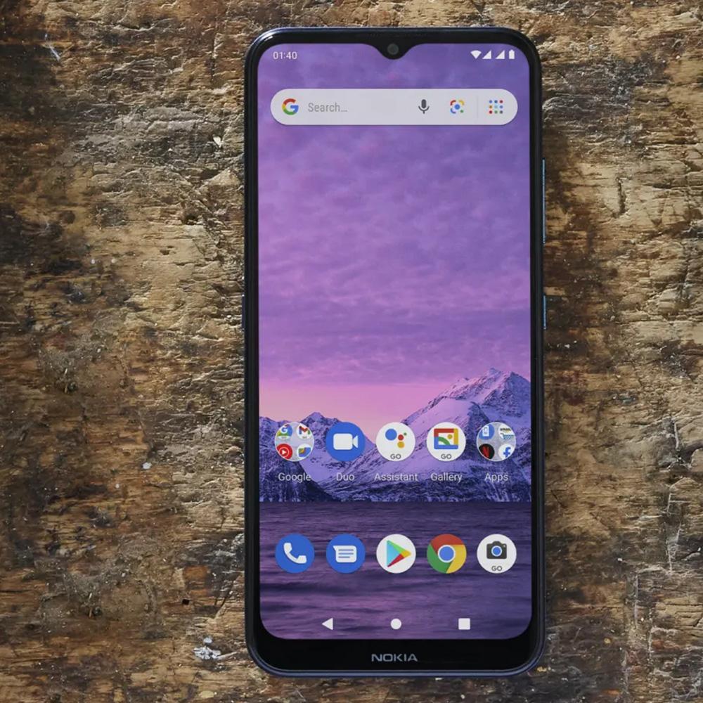 Официально представлен смартфон Nokia 1.4 ценой в 100 долл.