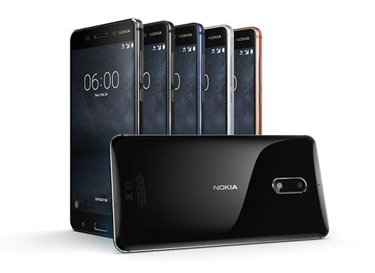 HMD Global представила три смартфона Nokia на Android 7.0 и римейк Nokia 3310