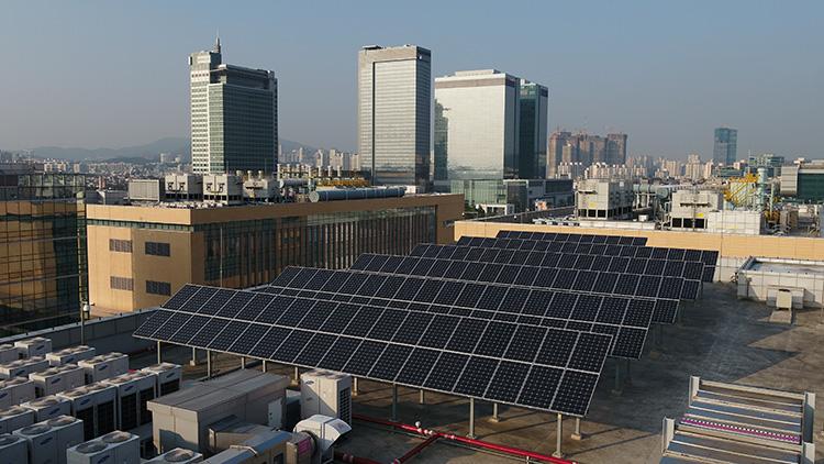 Samsung доведет использование энергии из возобновляемых источников до 3,1 ГВт в год к 2020 г.