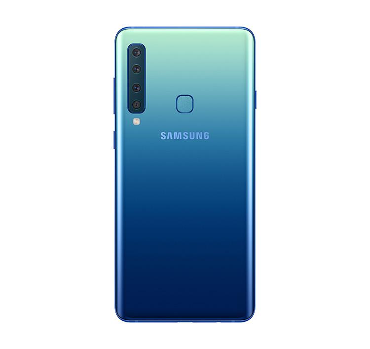 Samsung оснастила смартфон Galaxy A9 четырьмя основными камерами