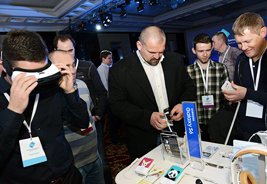 Форум Samsung Innovations 2015 презентует новинки сезона