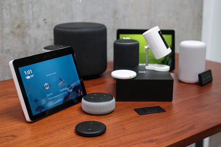 Мега-анонс Amazon вплетает экосистему Alexa в окружающую нас реальность