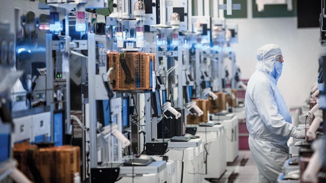 Intel обещает переход на 2 нм технологии к 2027 г.