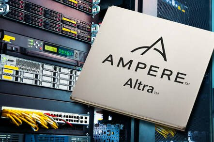 С подачи Ampere чипы ARM готовы всерьёз заявить о себе на серверном рынке