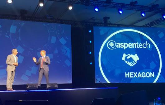 AspenTech и Hexagon ускорят переход от документооборота к цифровым рабочим процессам
