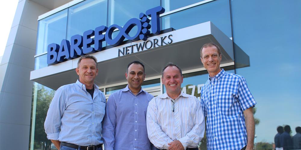 Intel купила разработчика программируемых коммутаторов Barefoot Networks