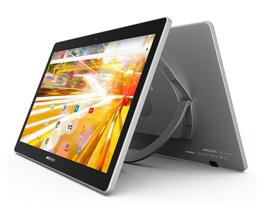 Archos 156 Oxygen: планшет с15,6-дюймовым экраном вскором времени впродаже