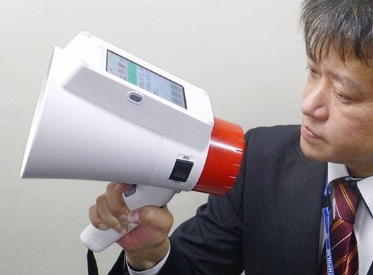 Panasonic доконца года представит мегафон-переводчик сяпонского натри языка