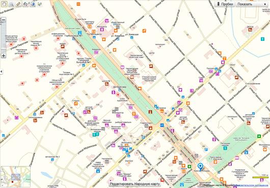 На «Яндекс.Картах» появились