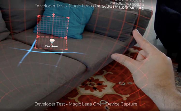 Magic Leap предложит первый коммерческий продукт этим летом