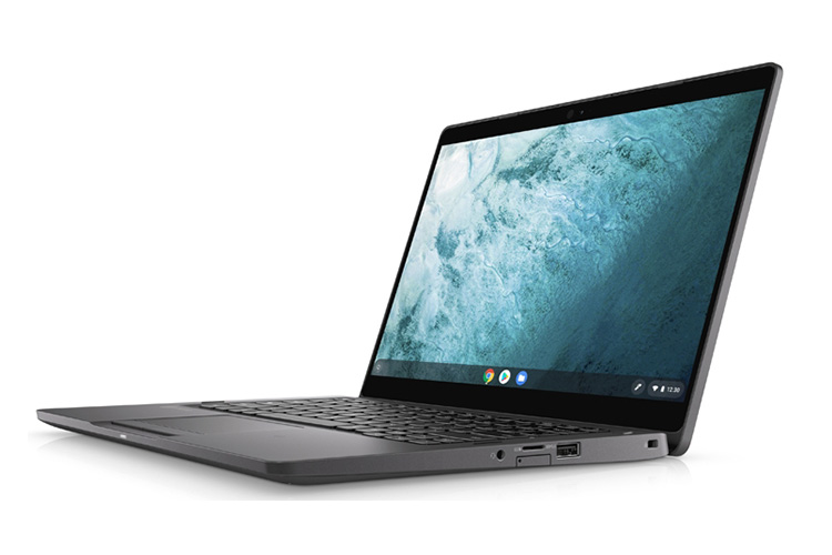 Dell представила Latitude Chromebook Enterprise с поддержкой Unified Workspace
