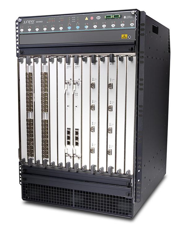 Juniper анонсировала чипсет со встроенным шифрованием для маршрутизаторов MX