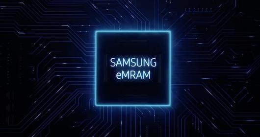 Samsung начала выпуск встраиваемой магниторезистивной оперативной памяти