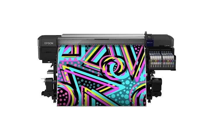 Epson анонсировала свой первый сублимационный принтер с флуоресцентными чернилами