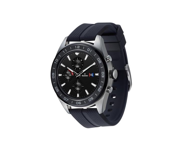 LG анонсировала гибридные «умные» часы Watch W7