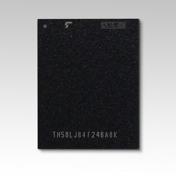 Toshiba Memory разработала прототип 96-слойной памяти QLC NAND срекордной емкостью