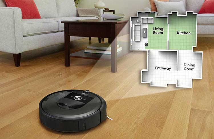 Умные устройства Google будут работать в одной команде с роботом-пылесосом