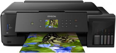 Epson представила универсальные бескартриджные фотоцентры