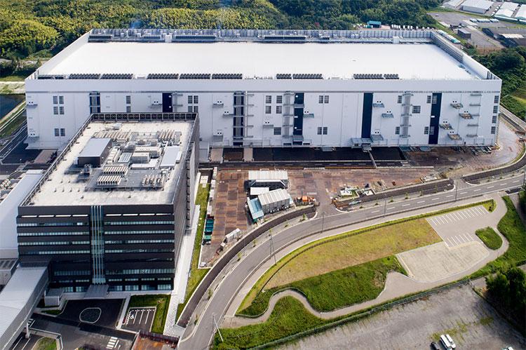 Toshiba и Western Digital открыли специализированную фабрику по производству 3D-памяти в Японии