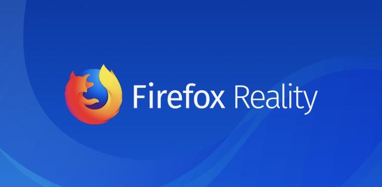 Выпущен Firefox Reality — веб-браузер для виртуальной реальности