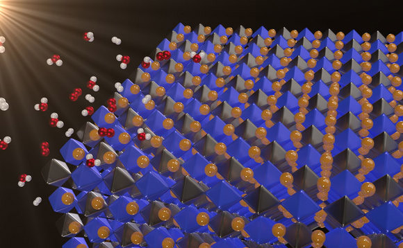Найден оптимальный фотокатализатор для разложения воды для использования в топливных элементах