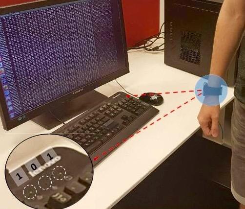 Продемонстрирован способ кражи данных через индикаторы клавиатуры