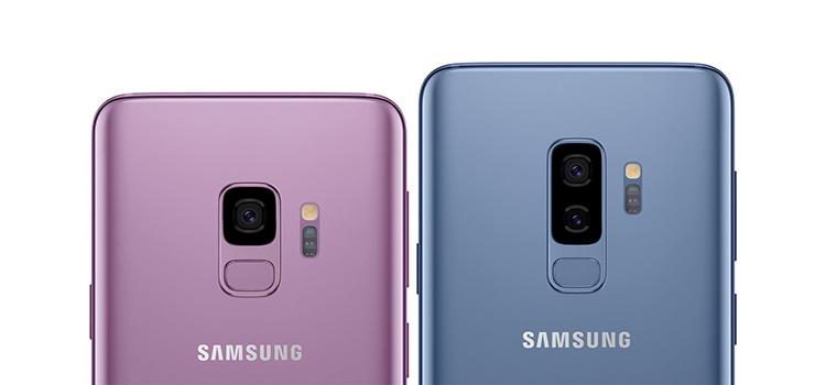 Биометрический сканер в смартфонах Galaxy S10 будет спрятан под дисплей