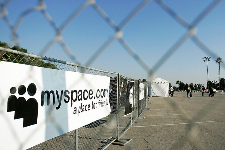 Пропали 12 лет цифровой жизни подписчиков MySpace