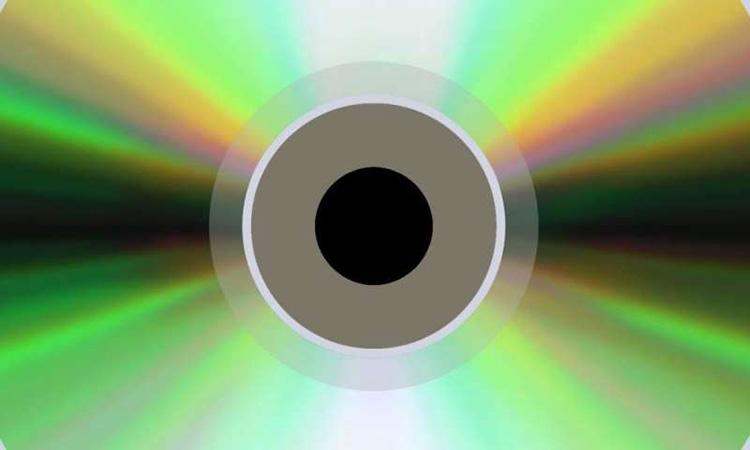 Ёмкость перезаписываемых лазерных дисков может возрасти в 100 раз