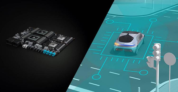 Daimler и Bosch строят роботакси на базе NVIDIA DRIVE