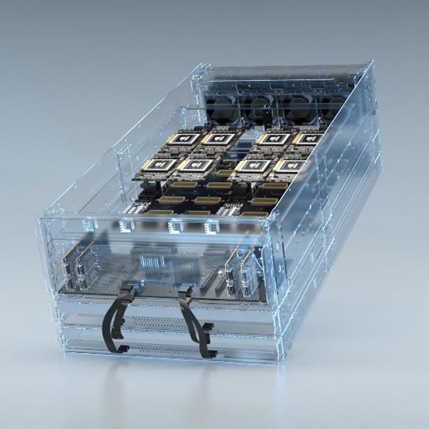 Представлена референсная платформа для создания GPU-ускоренных ARM-серверов