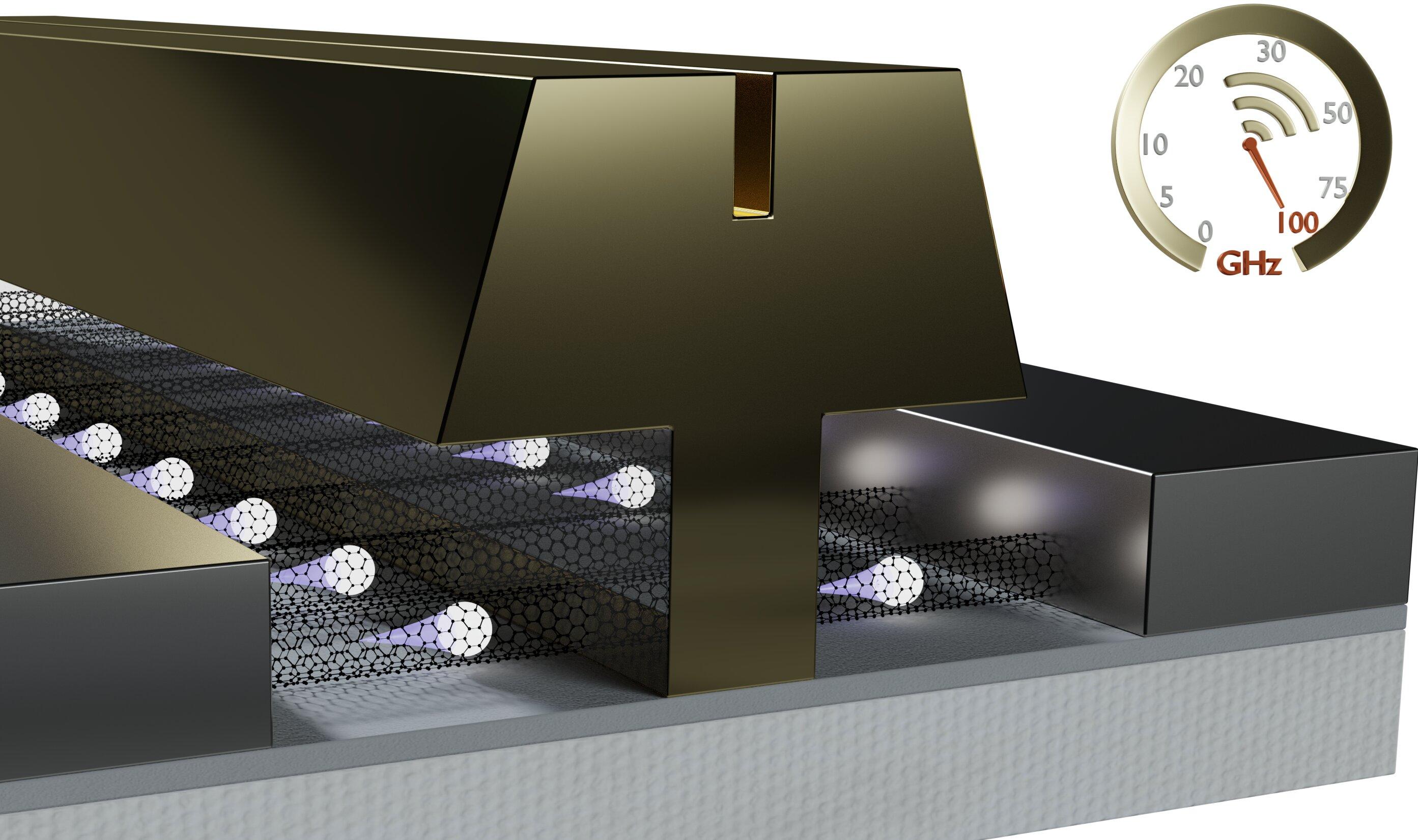 Углеродные транзисторы превзошли кремниевые по ключевым показателям
