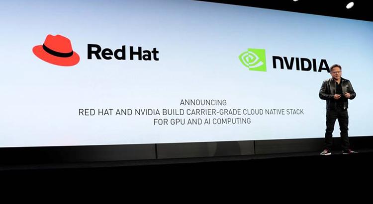 Red Hat и Nvidia сотрудничают в программно-определяемых 5G RAN-сетях