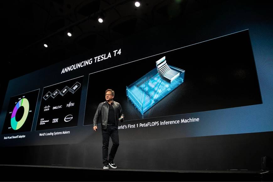 NVIDIA представила платформу TensorRT Hyperscale