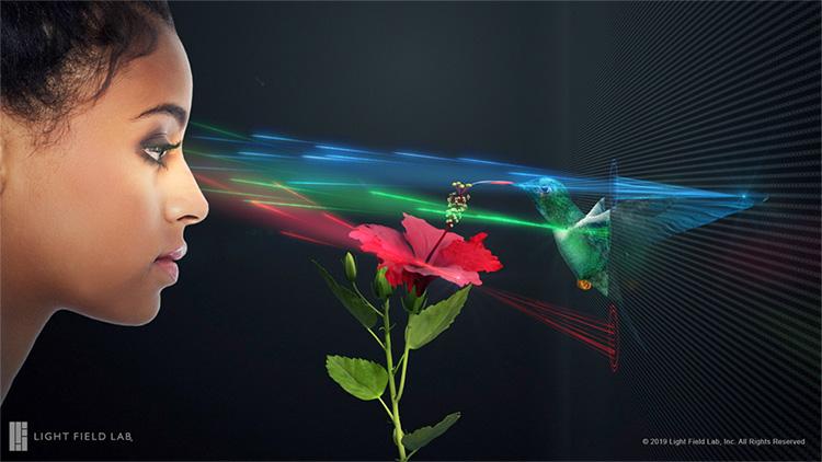Разработчик голографических дисплеев привлёк 28 млн долл. новых инвестиций