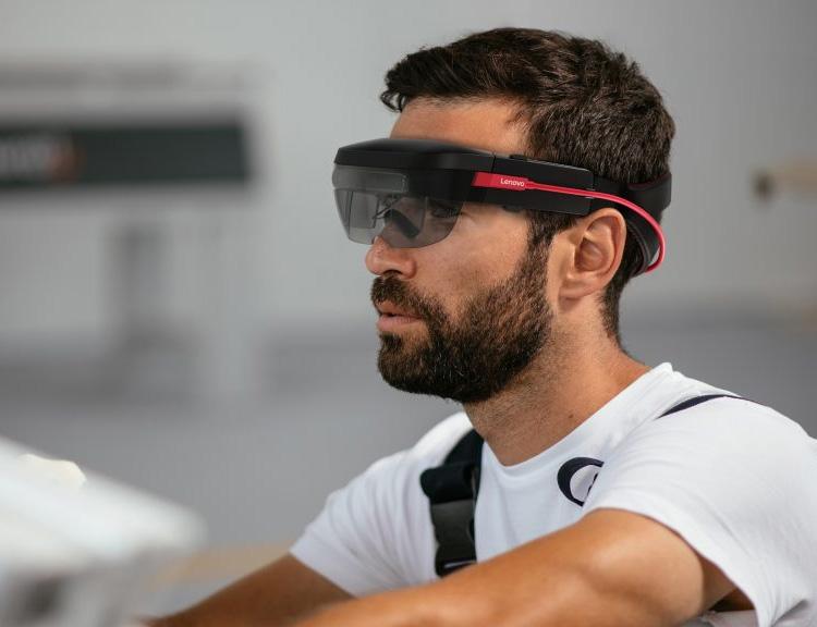 Lenovo представила бренд ThinkReality